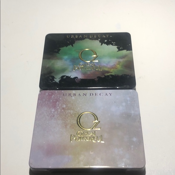 Urban Decay Other - UD Oz palettes